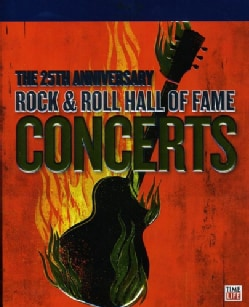 The 25th Anniversary Rock & Roll Hall of Fame Concerts (Blu-ray Disc)