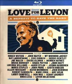 Love for Levon (Blu-ray/DVD)