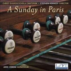 Various - A Sunday in Paris