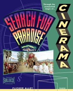Cinerama: Search for Paradise (Blu-ray/DVD)