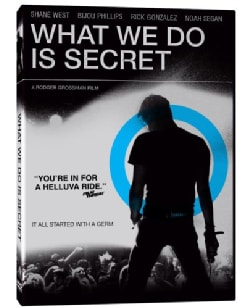 What We Do Is Secret (DVD)