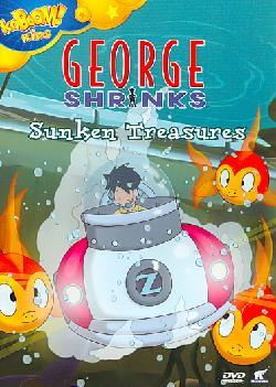 George Shrinks: Sunken Treasures (DVD)