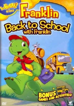 Franklin: Back to School with Franklin (DVD)