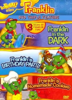 Franklin's Birthday Party/Franklin in the Dark/Franklin's Homemade Cookies (DVD)
