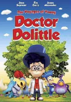 The Voyages of Young Doctor Dolittle (DVD)