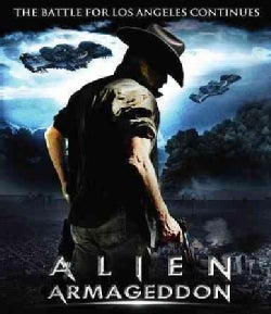 Alien Armageddon (Blu-ray Disc)