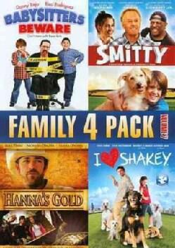 Family Quad Feature: Vol. 7 (DVD)