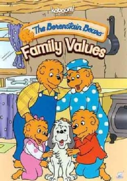The Berenstain Bears: Family Values (DVD)