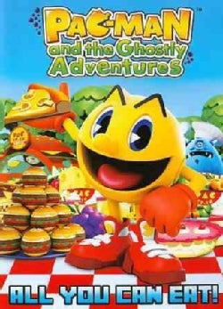 Pac-Man and the Ghostly Adventures: All You Can Eat! (DVD)