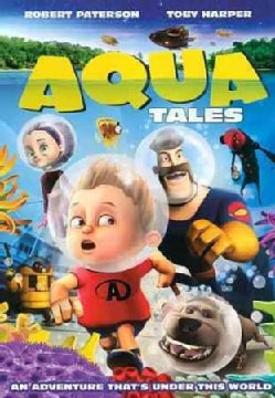 Aqua Tales (DVD)