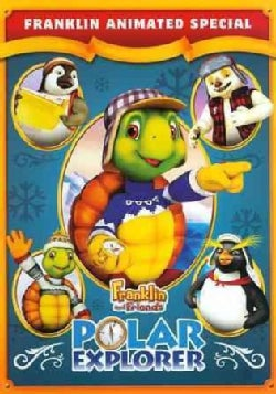 Franklin and Friends: Polar Explorer (Feature Length Film) (DVD)