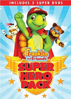 Franklin and Friends: Super Hero Pack (DVD)