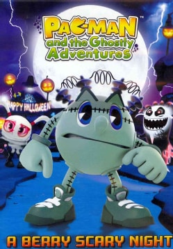 Pac-Man and the Ghostly Adventures: A Berry Scary Night (DVD)
