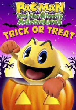 Pac-Man and the Ghostly Adventures: Trick Or Treat (DVD)
