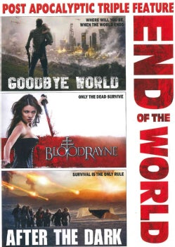 End of the World: Post Apocalypse Triple Feature (DVD)