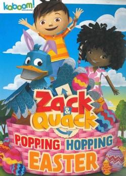 Zack & Quack: Popping Hopping Easter (DVD)