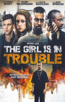 The Girl Is in Trouble (DVD)