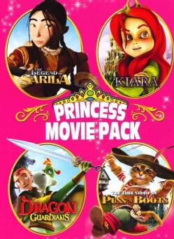 Princess Movie Collection (DVD)