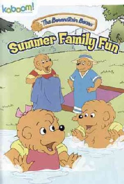 The Berenstain Bears: Summer Family Fun (DVD)