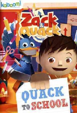 Zack & Quack: Quack to School (DVD)