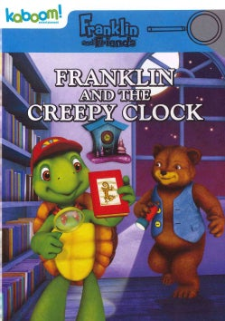 Franklin and Friends: Franklin and the Creepy Clock (DVD)
