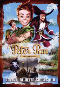The New Adventures Of Peter Pan (DVD)