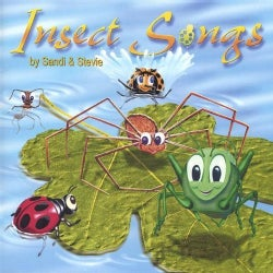 SANDI & STEVIE - INSECT SONGS