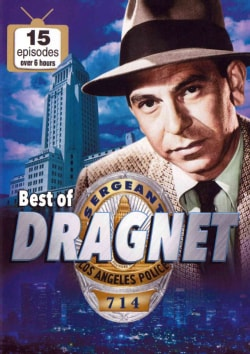 Dragnet: 15 Episodes (DVD)