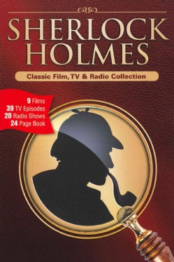 Sherlock Holmes: Classic Film, TV and Radio Collection (DVD)