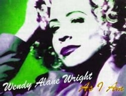 WENDY ALANE WRIGHT - AS I AM