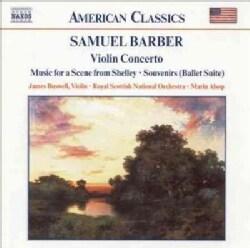 James Buswell - Barber: Violin Concerto