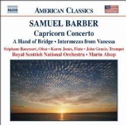 Stephane Rancourt - Barber: Capricorn Concerto