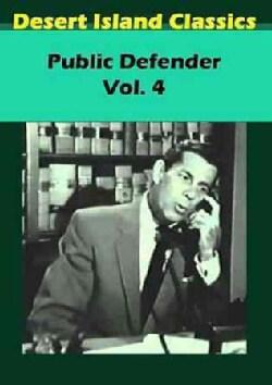 Public Defender: Vol. 4 (DVD)
