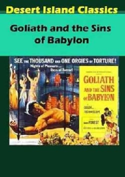 Goliath And The Sins Of Babylon (DVD)