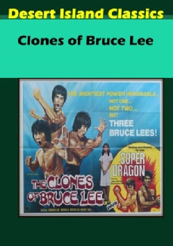 Clones Of Bruce Lee (DVD)
