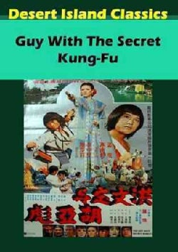Guy With The Secret Kung Fu (DVD)