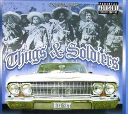 Various - Thugs & Soldiers (Parental Advisory)