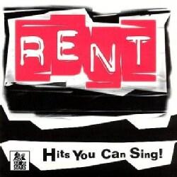 Various - Rent: Original Hits Karaoke