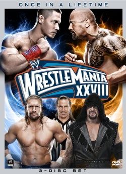 WrestleMania 28 (DVD)