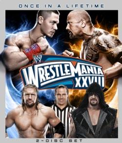WrestleMania 28 (Blu-ray Disc)