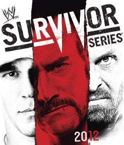 WWE Survivor Series: 2012 (Blu-ray Disc)