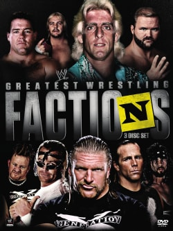 Wrestling's Greatest Factions (DVD)