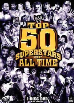 Top 50 Superstars Of All Time (DVD)