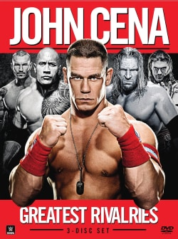 John Cena's Greatest Rivalries (DVD)