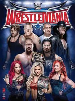 WWE WrestleMania 32 (DVD)
