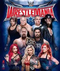 WWE WrestleMania 32 (Blu-ray Disc)