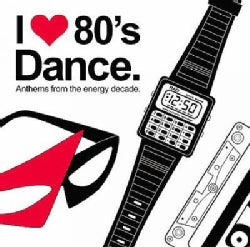 Various - I Love 80's Dance