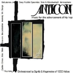 Various - Anticon Presents Music for Advancement of Hip Hop