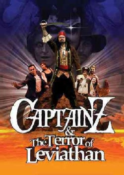 Captain Z & The Terror of Leviathan (DVD)