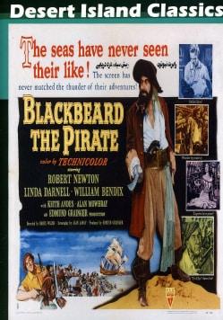 Blackbeard The Pirate (DVD)